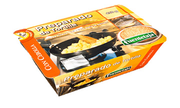 Préparation pour tortilla