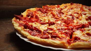 Pizzas réfrigérées