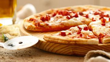Pizzas surgelées